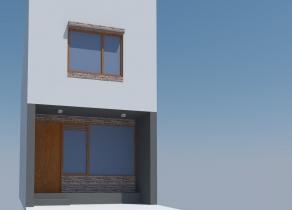 Casa nueva de tres dormitorios dos baños en alto hospicio